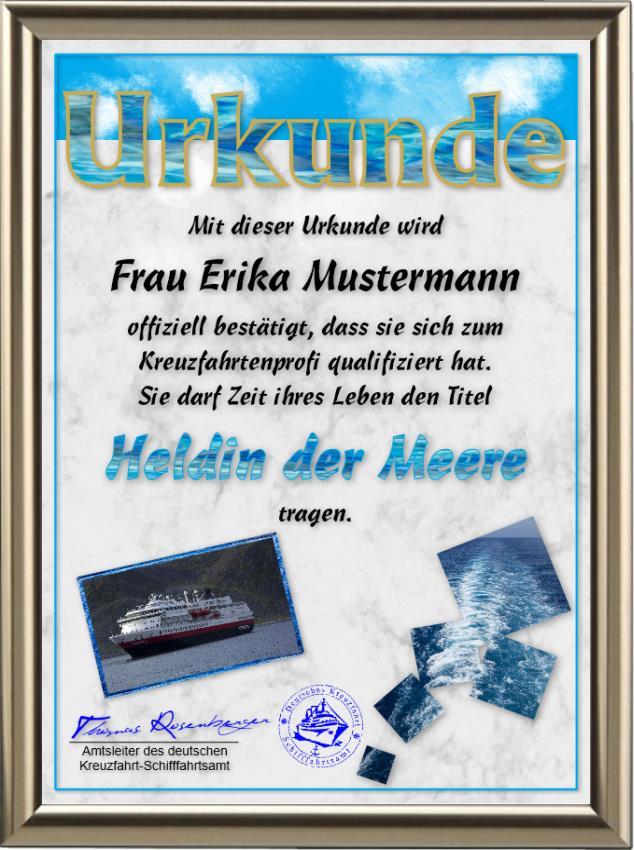 Held/in der Meere - Hurtigruten - UK-045